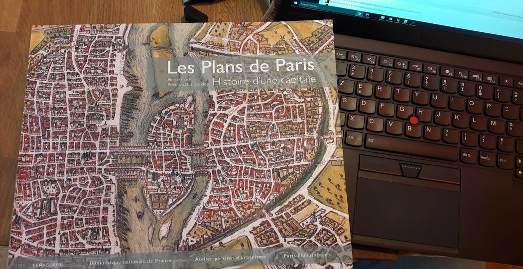 Les plans de paris